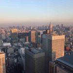 東京のオススメ展望台、入場無料の東京都庁!