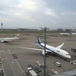 羽田空港内のおすすめスポット、羽田空港国際線展望デッキ!