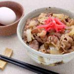 【定期更新】牛丼大手3社(吉野家、すき家、松屋)の価格比較