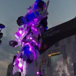 ダイバーシティ東京プラザのガンダムライトアップは19時以降がオススメ!