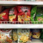 中国のスーパーで定番のお菓子メーカー、Oishi(上好佳)