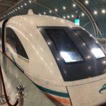 上海リニアモーターカー(磁浮,Maglev)のWi-Fi事情
